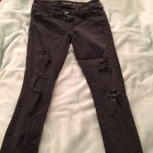 American Eagle outfitters jeans💄😍